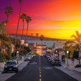 Mixtape - Sunset in Los Angeles, California - By Tú Ngoác
