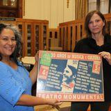 La Proclama 4: Viviana Larrea y Cecilia Astudillo.