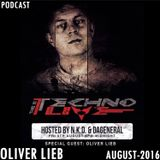 Podcast Oliver Lieb August 2016