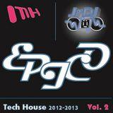 Tech House 2012-2013, 12 temas
