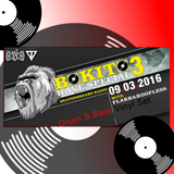 Roofless vs Flark Drum & Bass Promo for Bokito Rave Party 3