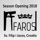 El Marques - FAROS Beachbar - Season Opening 2018 - Sv. Filip i Jacov - Croatia