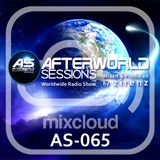 Afterworld Sessions - 65 With Zirenz