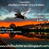 Música Por Colombia Live Broadcast