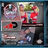 G-I Jones MC's STARZ & DEEZA - TELEPATHY RADIO 6-9-18