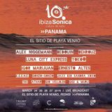 BEDOUIN - IBIZA SONICA SHOWCASE @ EL SITIO DE PLAYA VENAO (PANAMA) - MARCH 2016
