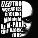 Iceone ft Electro Disciples - Midnight At K-Pax Edit Block