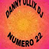 DANNY OLLIX Nr. 22 on MIXCLOUD...AGOSTO 2018
