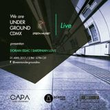 We Are Underground Mexico -Podcast 006 Mixed by Sardinian Love
