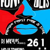 26.1.2013 FUNKOPOLIS - live recorded sample from our funk, soul and disco night