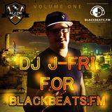 DJ J-FRI for Blackbeats.FM Vol.1