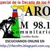 Programa del 19-08-2016 Somos Libre (Especial Decada 90)