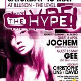 Christophe! @ The Level Illusion