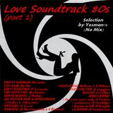 LOVE SOUNDTRACK 80s (Roxette,Berlin,Madonna,Joe Cocker,Christopher Cross,Phil Collins,Kenny Loggins)