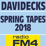 Spring Tapes 2018