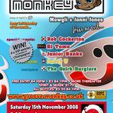 Jonni Jones Groove Monkey - Volume 36