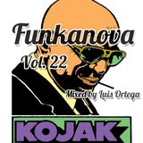 Funkanova Vol. 22   Mix By Luuis Ortega