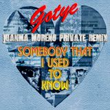 Gotye feat. Kimbra -  Somebody That I Used To Know (Juanma Moreno Private Remix)