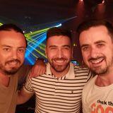 Partydul KissFM ed476 sambata part2 - ON TOUR Union Jack Studio Galati (live warmup by Gabi Ifrim)