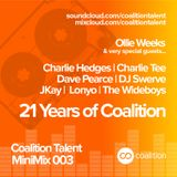 21 Years of Coalition - MiniMix