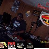 DJ Jammagic on 98.2 The Beat March 1st 2014