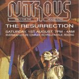 NITROUS ~ THE RESURRECTION SATURDAY 1ST AUGUST 1992 PART 2