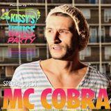 Kissy's House Party [30] w/ MC COBRA @ Pioneer DJ Radio // Weekly Show