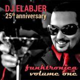 Funktronica vol I: DJ Elabjer's 25th anniversary