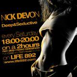 Nick Devon @ LIFE 89.2 (09/07/2011)