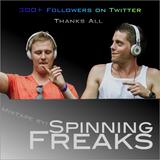 Spinning Freaks - 300+ Twitter Followers Mixtape