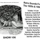 The Backwall Of Sound Retro Sounds From The 1950s & 1960s - Show 106