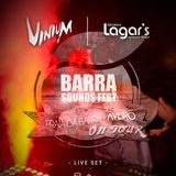 "Barra Sounds Fest ""On Tour"" @Discoteca Lagar's - VINIUM (Live Set)"