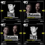House Club Set Radio Show - Samuel Hills #TheSixthSenseRadio001 with Tuff London