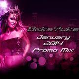 BakaYuka January 2014 Promo Mix