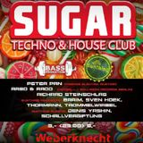 Sugar House and Techno @ Weberknecht Wien