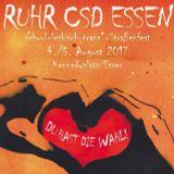 DJ Marauder - Ruhr.CSD 2017 Tanzbühne
