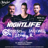 2016.11.11. - Pletycafésec - NIGHTLIFE PROMO Mix - Szecsei, Jackwell, Strong R.
