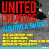 UNITED CREATORS invierno 2018 | Guerrila Show