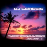 DJ Genesis - Florida Breaks Classics (volume 4)