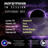 Aequus R presenta PlayTrance In Session (4-9-17)