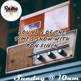 Sounds Of The Times Show with Ron Finch - 21st April 2019