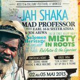 Nantes Dub Club - Jah Shaka meet Salomon Heritage feat. Ras Tweed
