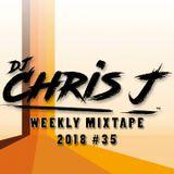 DJ Chris J - In The Mix (2018 #35)