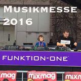 Alex D-Part @ Musikmesse 2016