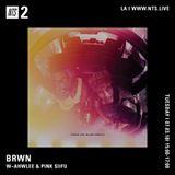 BRWN w/ Ahwlee and Pink Siifu - 3rd July 2018