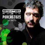 Baldo - Espai Podcast 025