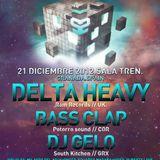 DJ GELO SUBSTATION DELTA HEAVY PARTY