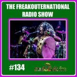 The FreakOuternational Radio Show #134 15/03/2019