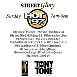 Street Glory on Hot 97 Live 3.19.17