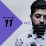 Times Artists Podcast 11 - Zohki